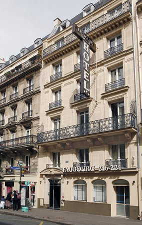 Budget Hotel In Paris City Centre Close To Transport Links