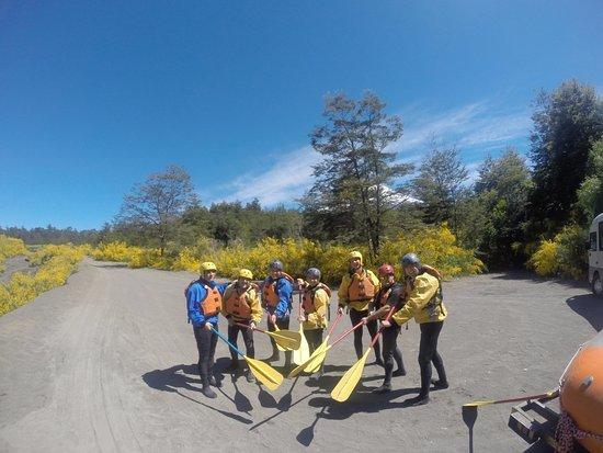 Alsur Expeditions: Preparandonos para el Agua