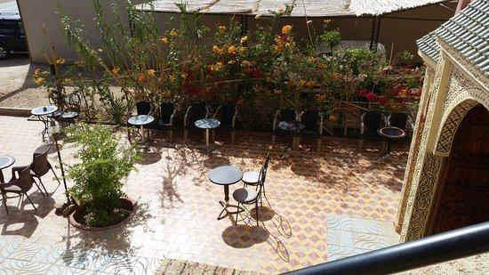 Restaurant Oasis Tafilalet: Il giardino