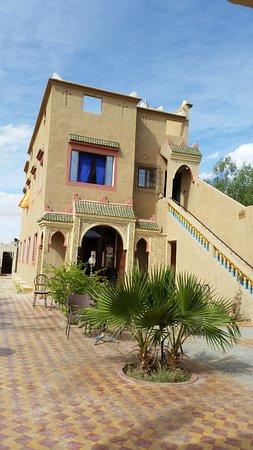 Restaurant Oasis Tafilalet: il ristorante