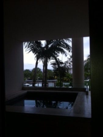 West End Village, Anguilla: Our personal plunge pool