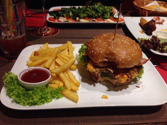 Weilburg, Allemagne : Sehr gutes Essen!!