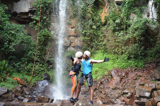 EcoAcao Turismo de Aventura: Canionismo 3 Quedas