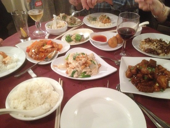 Tycoon Chinese Restaurant Andover Menu Prices