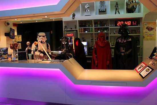 LaserMaxx : Soirée Star Wars super ambiance