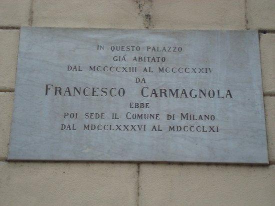Palazzo Carmagnola