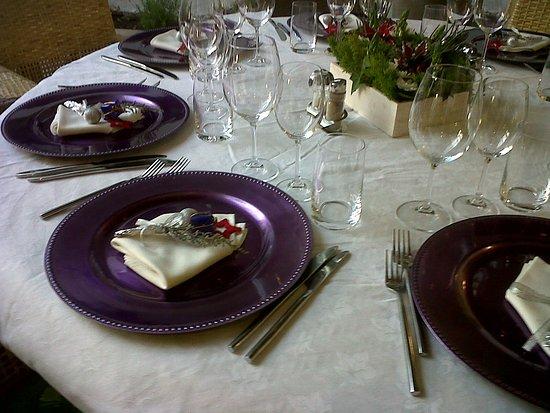 Berrydel Gourmet Guest House: diner