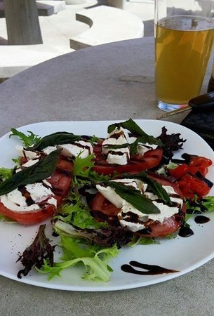 Kutztown, PA: Caprese Salad