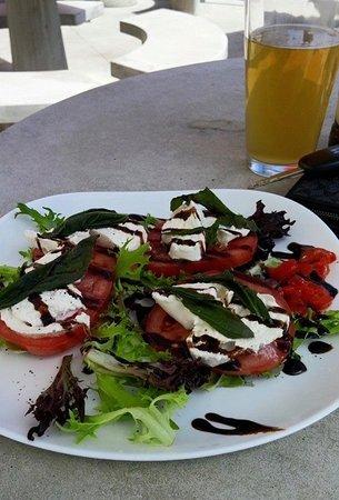 Kutztown, Πενσυλβάνια: Caprese Salad