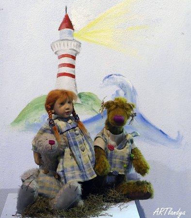 ARTlandya - exhibition of Teddies on Tenerife
