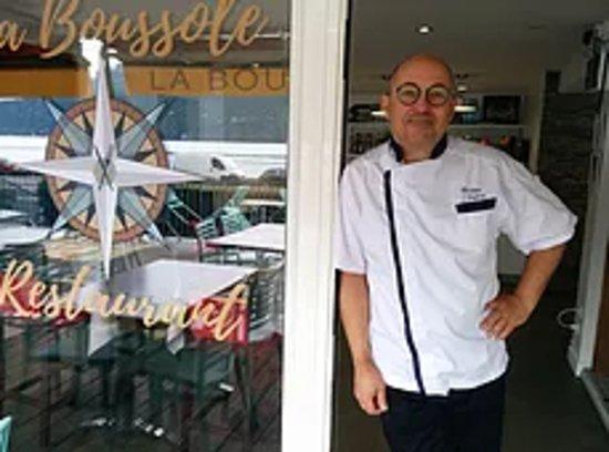 Tresserve, Francia: Le Chef P. Dupont