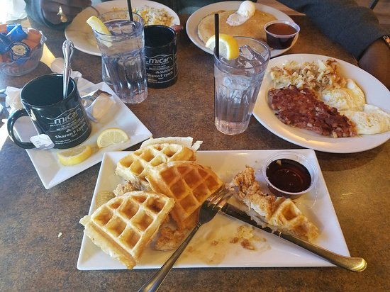 the egg bistro delicious food i m from jacksonville florida and i love brunch