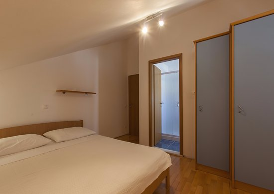 Lumbarda, Croatie : Penthouse suite second bedroom