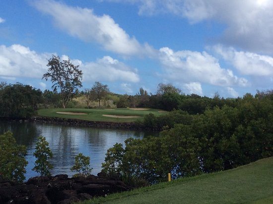 Constance Belle Mare Plage: 17th Legend golf course