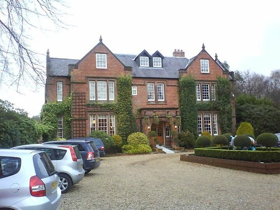 Oakmere, UK: Nunsmere Hall Hotel
