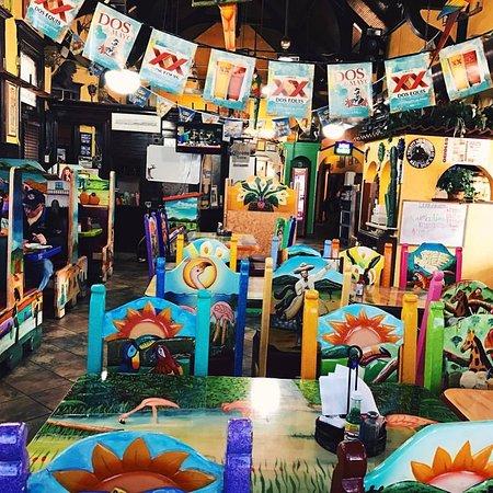 Charlotte, MI: Festive Decor at Don Tequilas