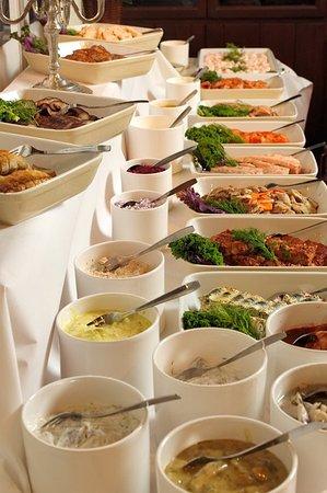 Julbord 2016 Bild Fran P2 Restaurang Catering Linkoping Tripadvisor