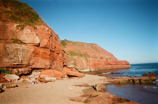 Exmouth, UK: A paradise preserved