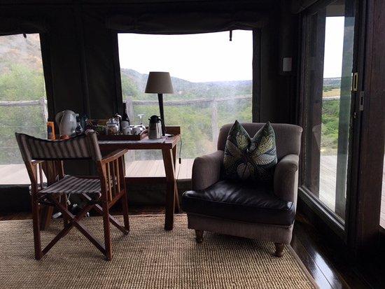 HillsNek Safaris, Amakhala Game Reserve Resmi