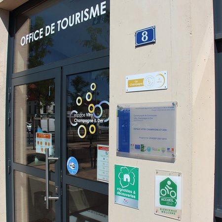Office de tourisme du pays de vitry le fran ois vitry le - Office de tourisme les carroz d arrache ...