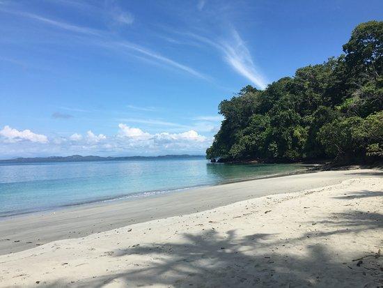 Boca Chica, Panama: Gamez Island