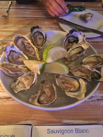Camps Bay, Sydafrika: Oysters