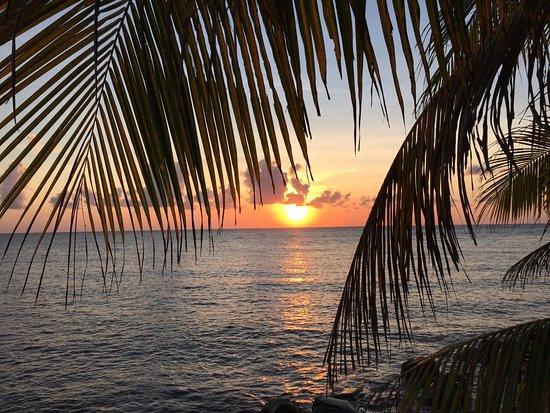 Resort Relax Bali: matahari terbit yang sangat indah