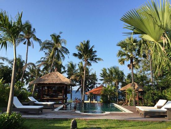 Resort Relax Bali: view dari kamar