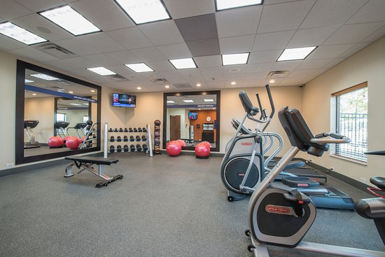 Waynesboro, GA: Fitness Center