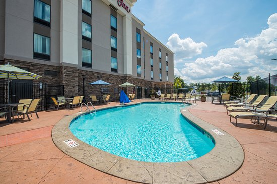 Waynesboro, GA: Outdoor pool