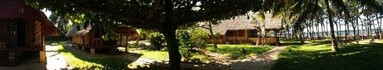 l hôtel Antemoro à Manakara.