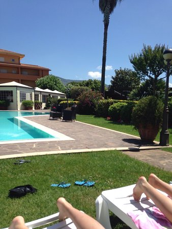 Prossedi, Italien: Piscina Sunny Palace Hotel