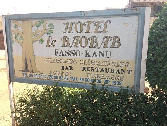 Hotel Le Baobab : photo0.jpg