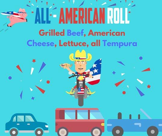 Mount Pleasant, TX: all american roll
