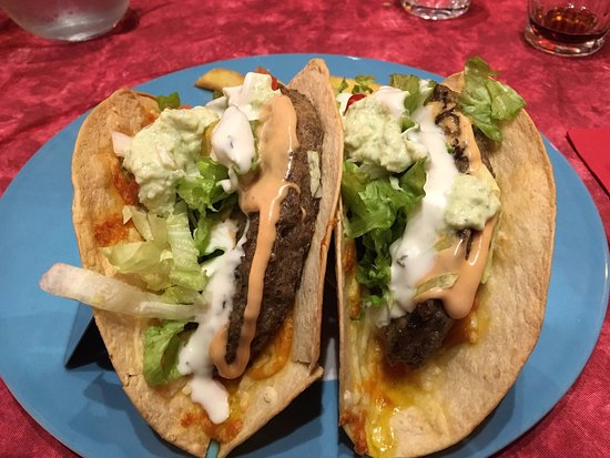 Province of Treviso, Italy: Mexican Burger