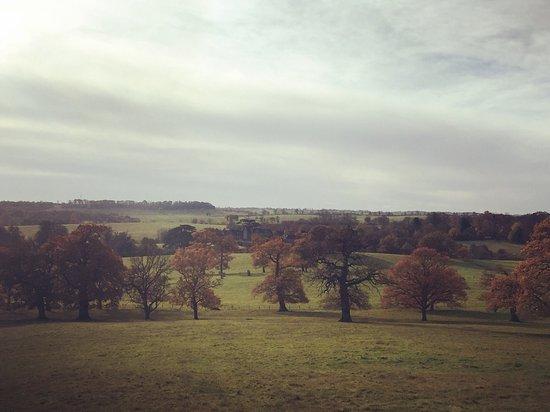 Fawsley, UK: Fawsley Estate.