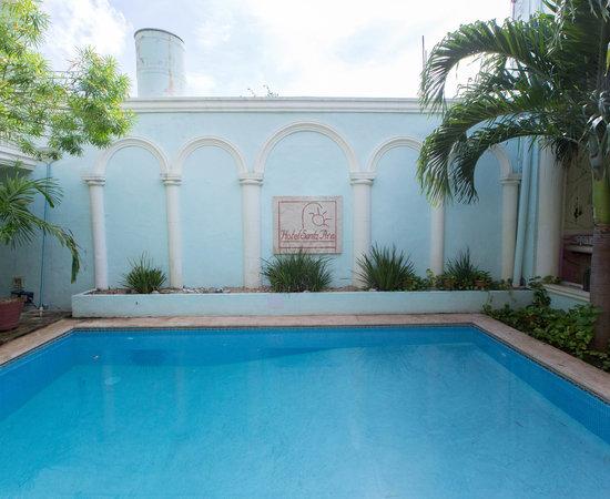 Hotel santa ana desde 578 m rida yucat n opiniones y for Hoteles en merida con piscina