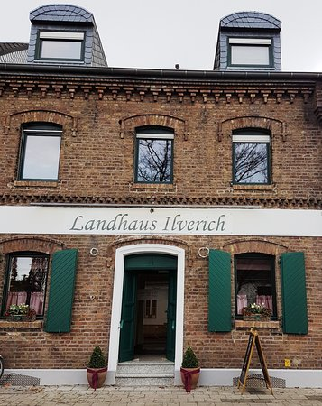 landhaus ilverich meerbusch restaurantbeoordelingen. Black Bedroom Furniture Sets. Home Design Ideas