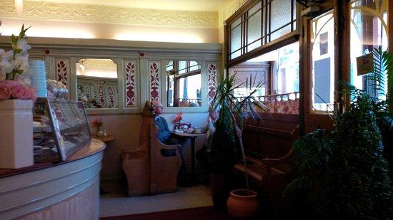 Blairgowrie, UK: Dining area
