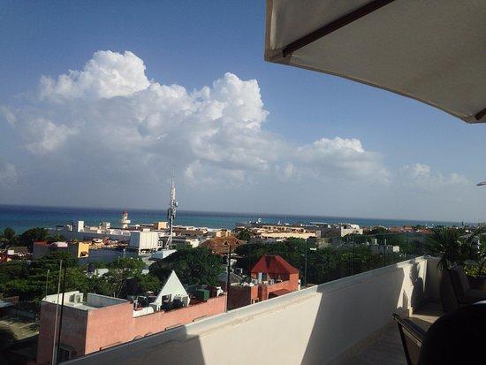 Desde La Terraza Bar Picture Of Thompson Playa Del Carmen