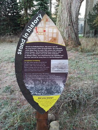 Dunkeld Cathedral: Historical story