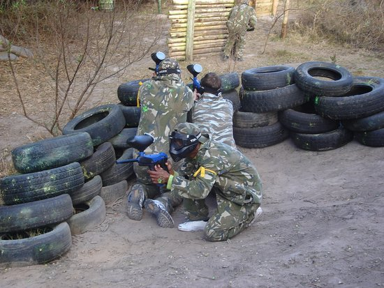 Tactical Adrenalin Paintball Wars