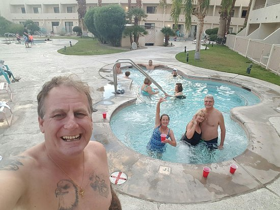 Miracle Springs Resort and Spa: Great time at Miracle Hotsprings Resort