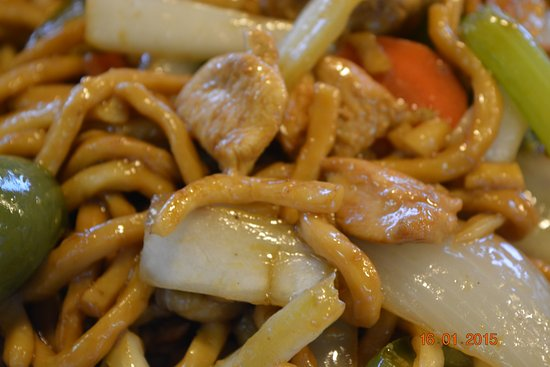 "Rothesay, แคนาดา: Surprised ""Shanghai Noodle"" - Yummy yummy!"