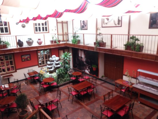 food lover buffet pretty fountain excelent all you can eat buffet in cuenca