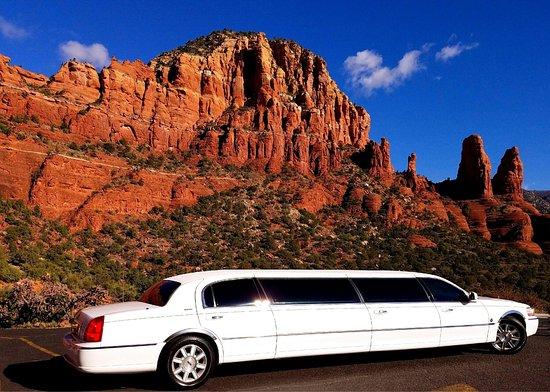 Mesa, AZ: AZ Elite Transportation is now offering private sedan, SUV, and limousine tours to Sedona