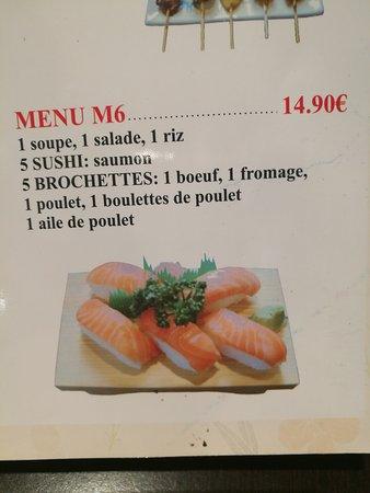 Orsay, Francia: Tsukushi