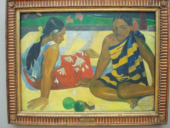 Albertinum Parau Api Whats New Paul Gauguin