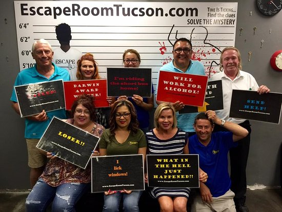 ‪Escape Room Tucson‬