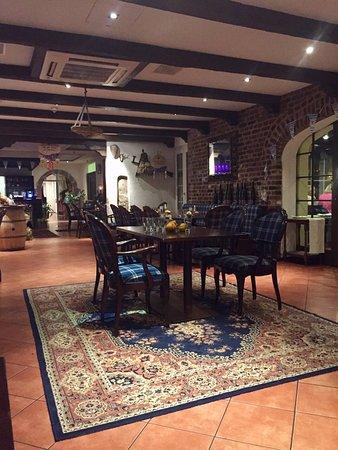 Willich, Deutschland: Large party table